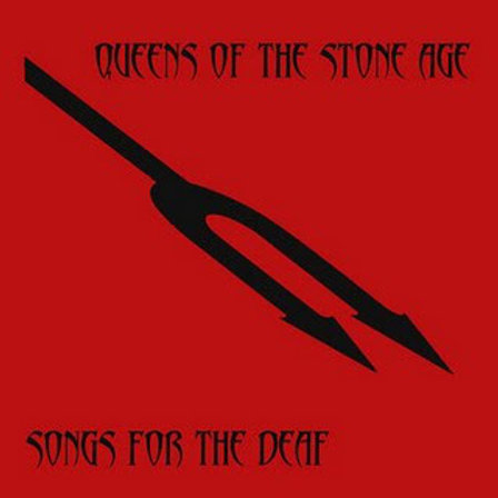 Cd Queens Of The Stone Age Songs For The Deaf