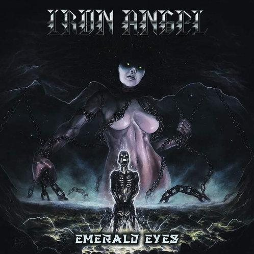 Cd Iron Angel Emerald Eyes Slipcase
