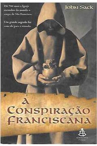 Livro Usado A Conspiração Franciscana  John Sack  3415