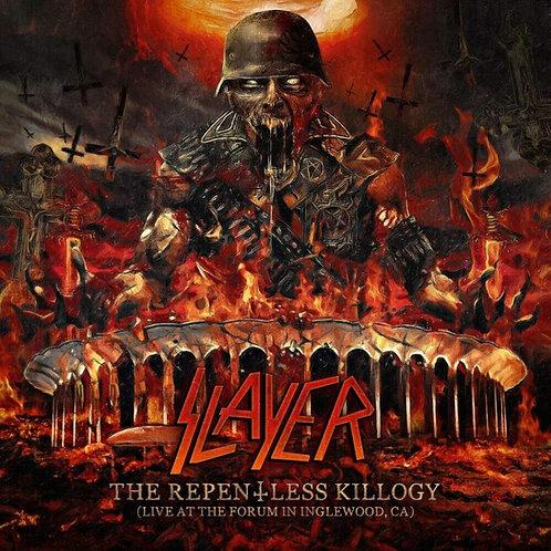 Cd Slayer The Repentless Killogy Live Duplo Digipack