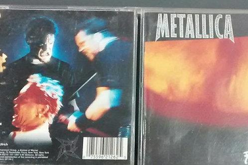 Cd Usado Metallica Reload