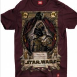 Camiseta Star Shakespeare's Vinho Chemical  C1895
