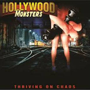 Cd Hollywood Monsters Thriving On Chaos Com Bônus