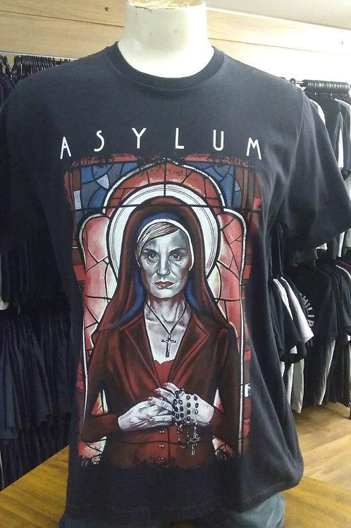 Camiseta American Horror Story Asylum Brutal Wear B5029