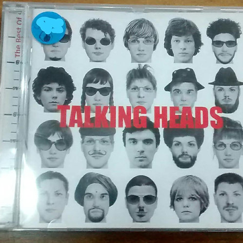Cd Usado Talking Heads The Best of