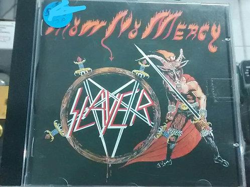 Cd Usado Slayer Show No Mercy