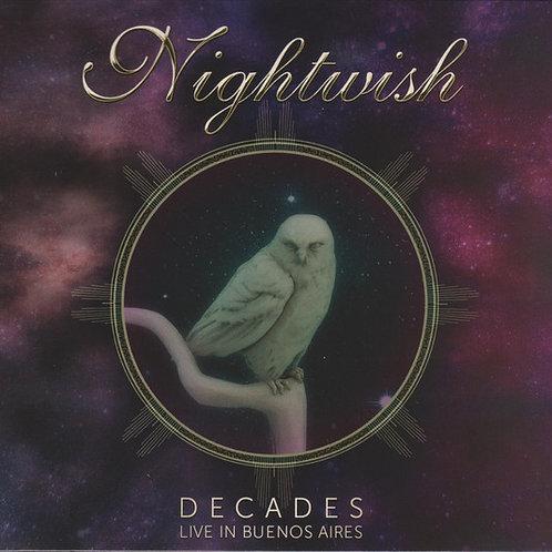Cd Nightwish Decades