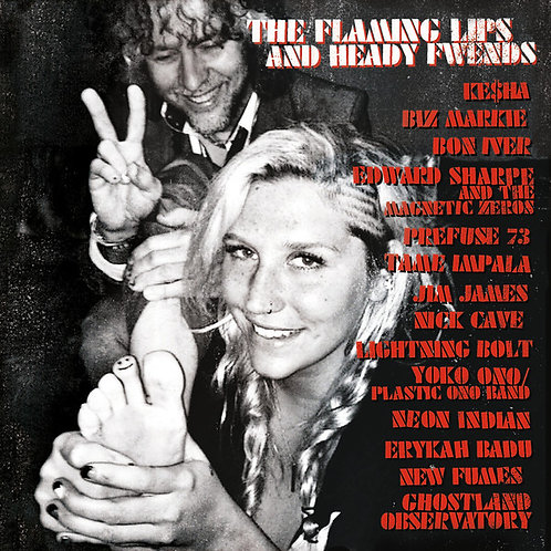Cd Flaming Lips, The And Heady Fwends