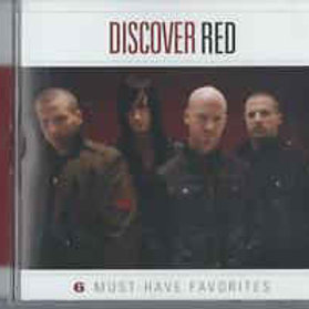 Cd Discover Red Must Have Favorites