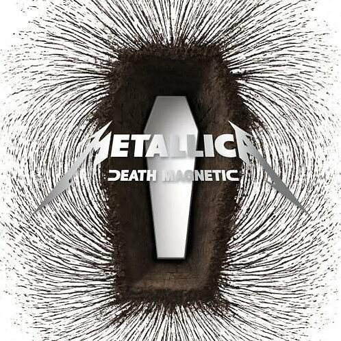 Cd Metallica Death Magnetic