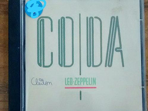 Cd Usado Led Zeppelin Coda