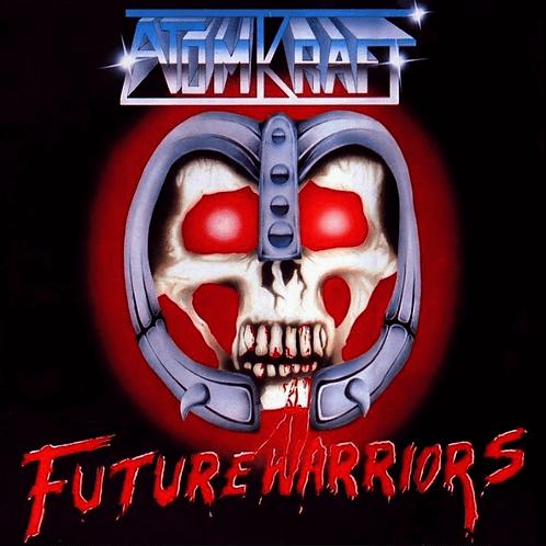Cd Atomkraft Future Warriors Slipcase