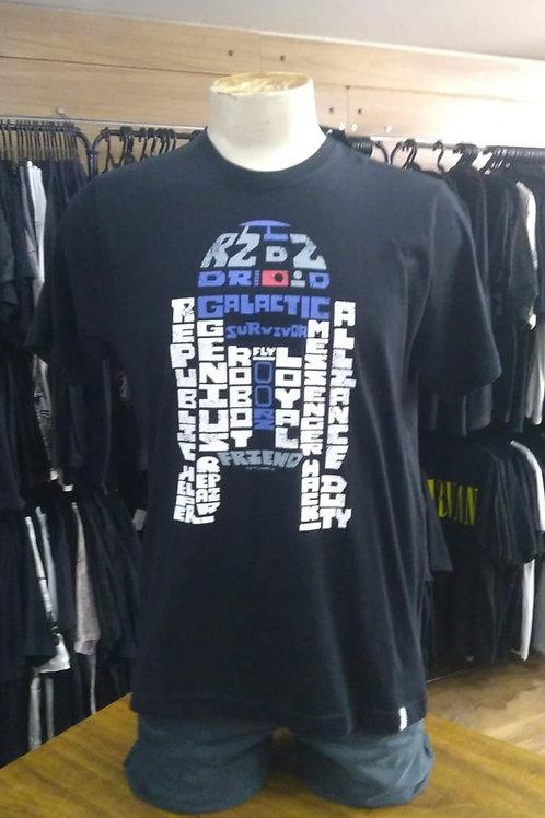 Camiseta Star Wars R2D2 Geek Store GD22