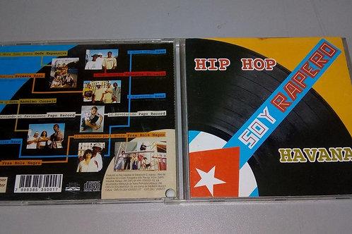 Cd Usado Soy Rapero Hip Hop Havana Vários