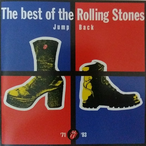 Cd Rolling Stones, The Jump Back The Best Of The Rolling
