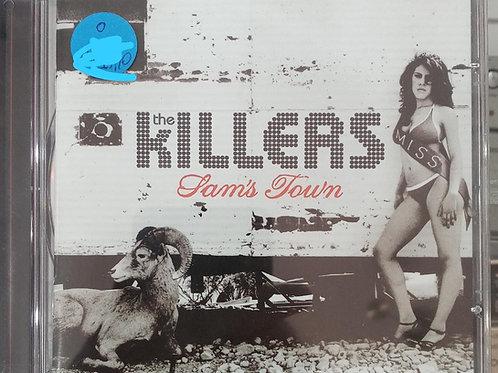 Cd Usado The Killers Sam's Town