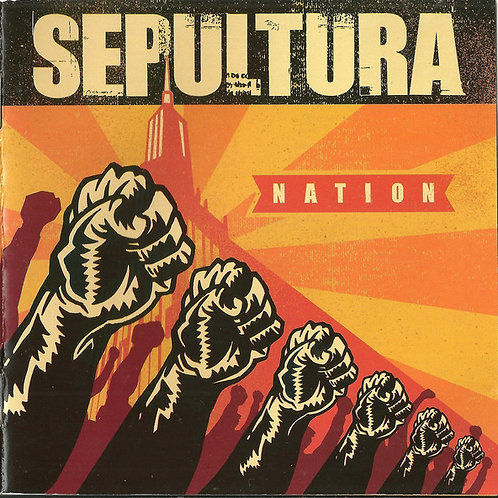 Cd Sepultura Nation