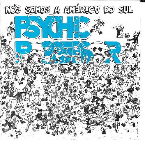 Cd Psychic Possessor Nós Somos A América Do Sul Digipack