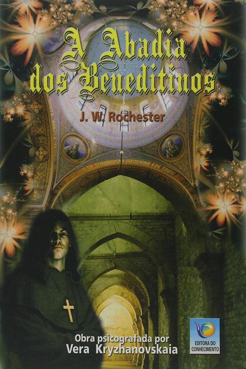 Livro Usado A Abadia Dos Beneditinos  J. W. Rochester  0710
