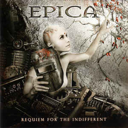 Cd Epica Requiem For The Indifferent