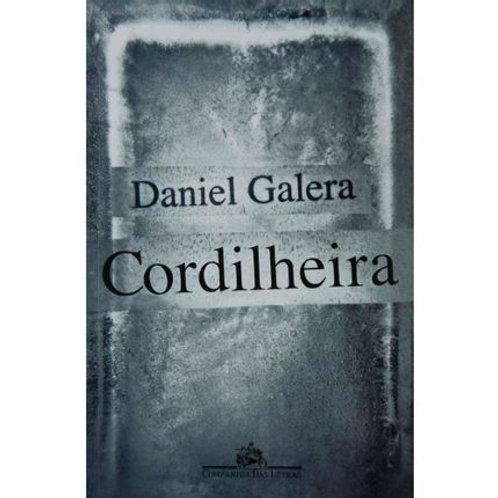 Livro Usado  A Cordilheira  Daniel Galera  0825