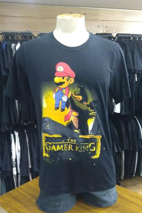 Camiseta Mario E Donkey Kong PWR06