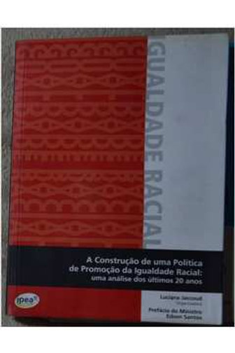 Livro Usado A Construção de Uma Política... L. Jaccoud  0335