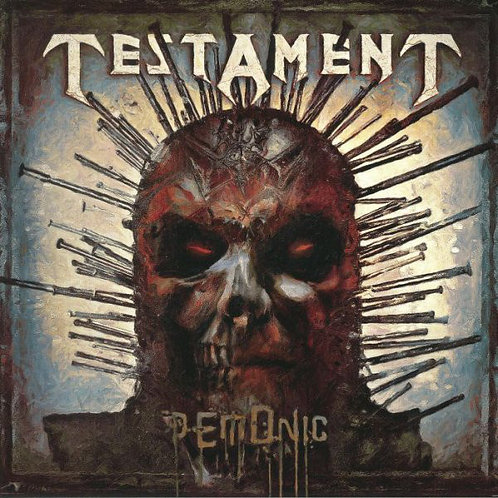 Cd Testament Demonic (Digipack)