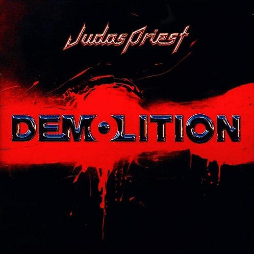 Cd Judas Priest Demolition Importado Argentino