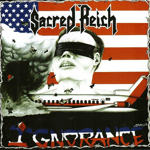 Cd Sacred Reich Ignorance