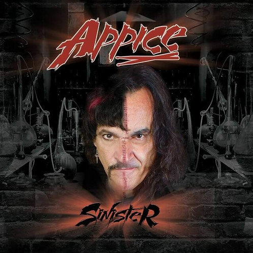 Cd Appice Sinister