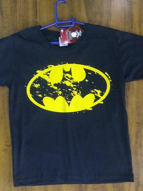 Camiseta infantil Batman CIBM01