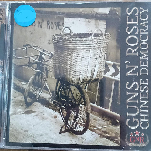Cd Usado Guns N Roses Chinese Democracy