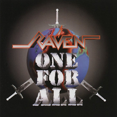 Cd Raven One For All Importado