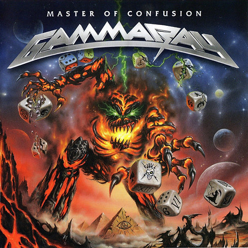 Cd Gamma Ray Master of Confusion
