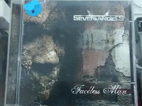 Cd Usado Seven Angels Faceless Man