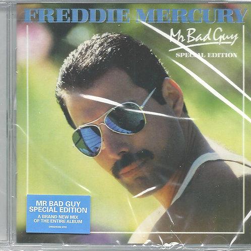 Cd Freddie Mercury Mr. Bad Guy Special Edition