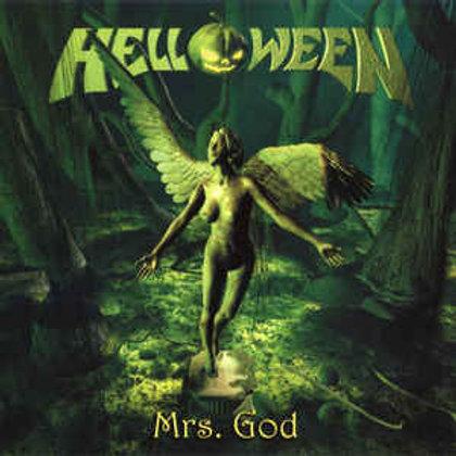 Cd Helloween Mrs God Digipack Com Bônus