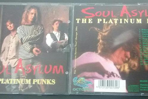 Cd Usado Soul Asylum The Platinum Punks