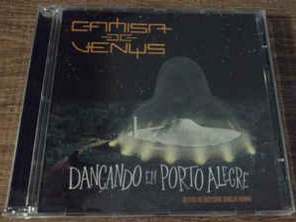 Cd Camisa De Venus Dançando Em Porto Alegre Duplo