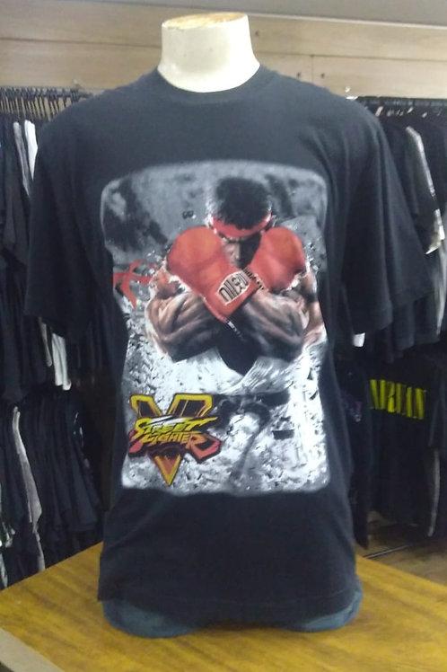 Camiseta Street Fighter STF04