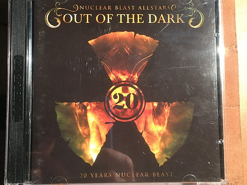 Cd Nuclear Blast All Stars Out of the Black