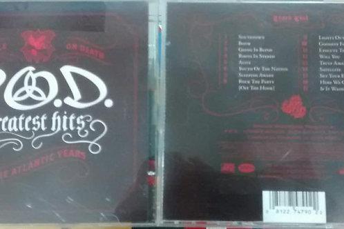 Cd Usado P.o.d. Greatest Hits