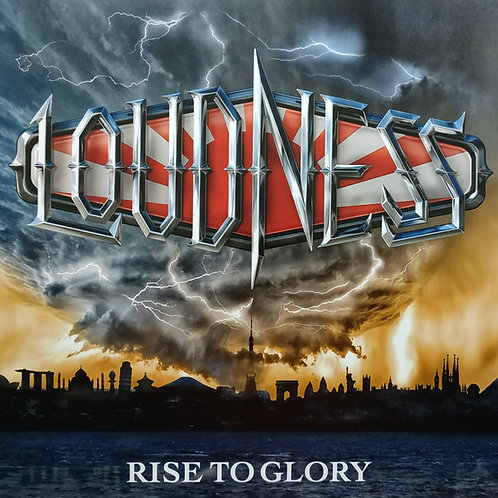 Cd Loudness Rise To Glory 8118 Duplo