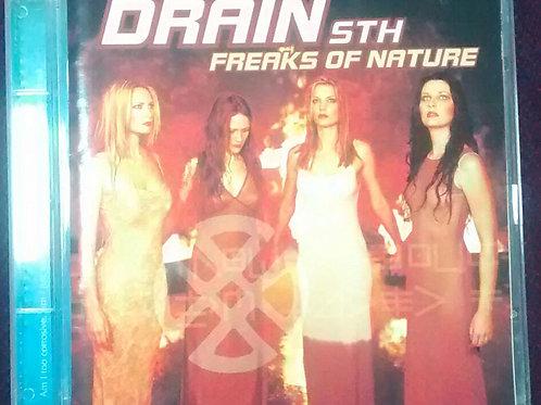 Cd Usado Drain 5th Freaks Of Nature