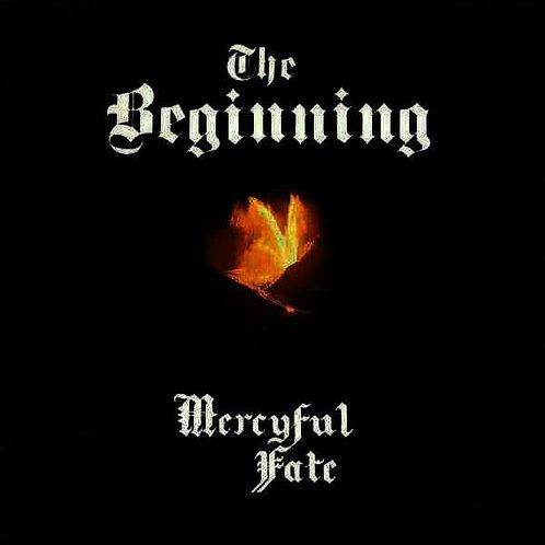Cd Mercyful The Beginninig Hardcover Digisleeve Réplica LP