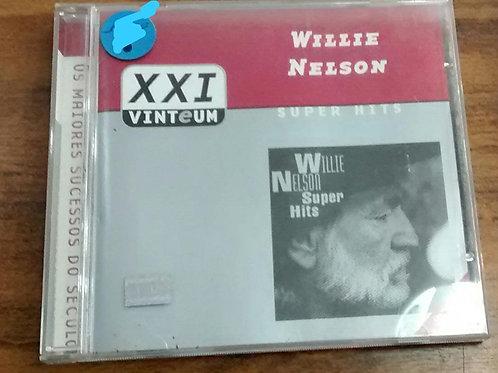 Cd Usado Willie Nelson Super Hits