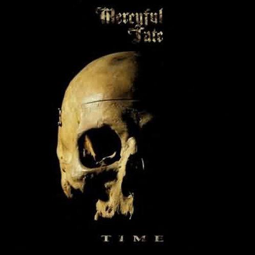 Cd Mercyful Fate Time Slipcase
