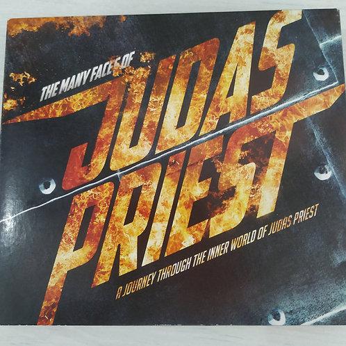 Cd Judas Priest The Many Faces A Journey Through Triplo Digi