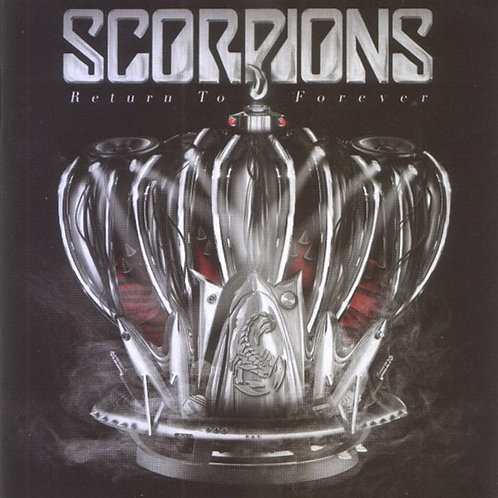 Cd Scorpions Return To Forever